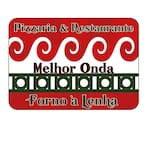 Logotipo Pizzaria Melhor Onda