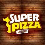 Logotipo Super Pizza Delivery