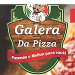 Logotipo Galera da Pizza