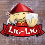 Logotipo Lig-lig - Mogi das Cruzes
