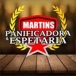 Logotipo Martins Panificadora & Espetaria