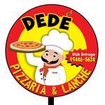 Logotipo Dedé Cafeteria  Pizzaria e Lanche