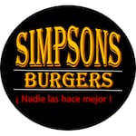 Logotipo Simpsons Burger's Escobedo