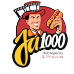 Logotipo Já1000 Hotdogueria & Petiscaria