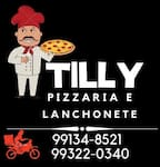 Logotipo Tilly Pizzaria e Restaurante