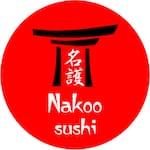 Logotipo Nakoo Sushi Campinas