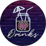 Logotipo Up Drinks