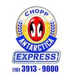 Logotipo Chopp Antarctica Express - Fiuza