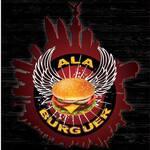 Logotipo Ala Burguer