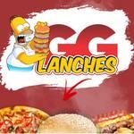 Logotipo Gg Lanches