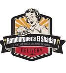 Logotipo Hamburgueria el Shaday