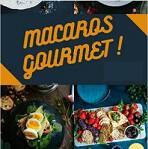 Logotipo Macaros Gourmet