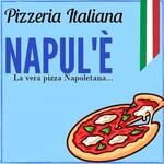 Logotipo Pizzeria Italiana Napule