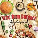 Logotipo Tche Bom Burguer