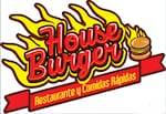 Logotipo House Burger