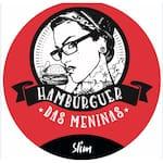 Hambúrguer das Meninas Slim