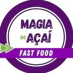 Logotipo Magia do Acai