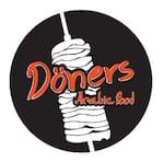 Logotipo Doners Arabic Food