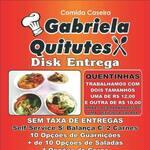Logotipo Gabriela Quitutes