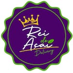 Logotipo Rei do Açaí