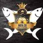 Logotipo Rota 20 Peixe Vivo