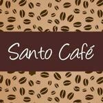 Logotipo Santo Cafe