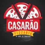 Logotipo Casarão Pizzaria