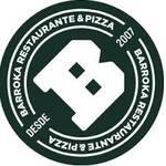 Logotipo Barroka - Pizza & Burguer