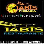 Logotipo 14 Bis Restaurante