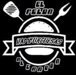 """Logotipo Hamburguesas al Carbón """"El Pelón"""""""