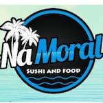 Logotipo Na Moral Sushi And Food