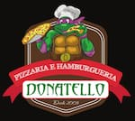 Logotipo Pizzaria Donatello Pinheirinho