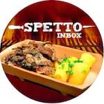 Logotipo Espetos - Spetto in Box