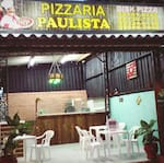 Logotipo Pizzaria Paulista
