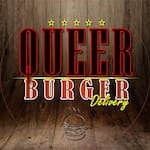 Logotipo Queer Burger Delivery