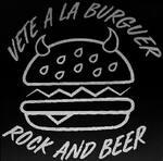 Logotipo Vete A La Burguer