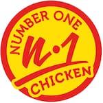 Logotipo Number One Chicken