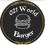 Logotipo 021 World Burger