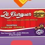 Lê Burguer e Açaí