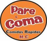 Logotipo Pare y Coma