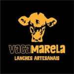 Logotipo Vacamarela Lanches Artesanais