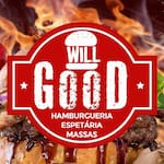 Logotipo Will Good Hamburgueria