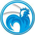 Logotipo Frango Dubom