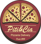Logotipo Piti&cia Pizzaria Delivery