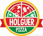 Logotipo Holguer Pizza-Ctro (35 min o regalo)
