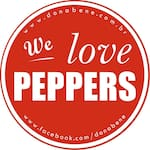 Logotipo We Love Peppers