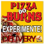 Logotipo Pizza do Burns