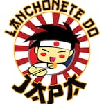 Logotipo Lanchonete do Japa