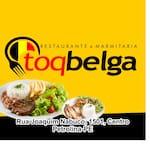 Logotipo Toqbelga Restaurante e Marmitaria