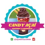 Logotipo Candy Açaí